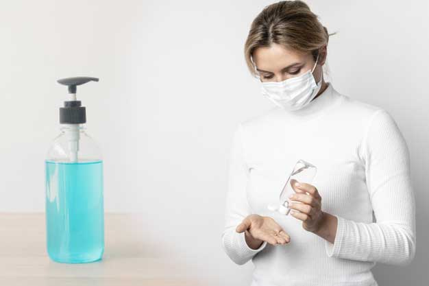 Instant Liquid Hand Sanitizers & Hand Wash